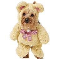 Rubie's Costume Company Walking Teddy Bear Dog & Cat Costume, Small