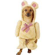 Rubie's Costume Company Walking Teddy Bear Dog & Cat Costume, Medium