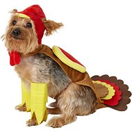 Rubie's Costume Company Turkey Dog Costume, Small