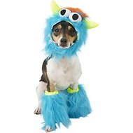 Rubie's Costume Company Monster Dog & Cat Costume, Blue, Small