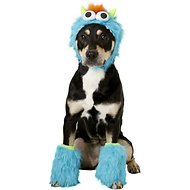 Rubie's Costume Company Monster Dog & Cat Costume, Blue, Medium