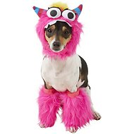 Rubie's Costume Company Monster Dog & Cat Costume, Pink, Small