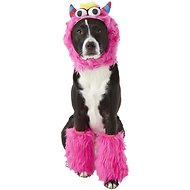 Rubie's Costume Company Monster Dog & Cat Costume, Pink, Large