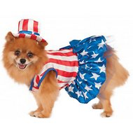 Rubie's Costume Company Patriotic Dog & Cat Costume, Small