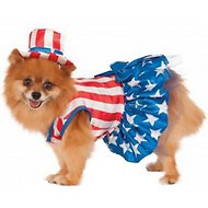 Rubie's Costume Company Patriotic Dog & Cat Costume, Large