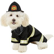 Rubie's Costume Company Firefighter Dog Costume, Small