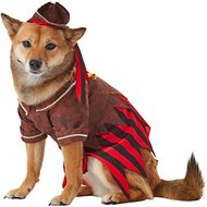 Rubie's Costume Company Pirate Boy Dog & Cat Costume, Medium