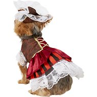 Rubie's Costume Company Pirate Girl Dog Costume, Small