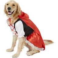 Rubie's Costume Company Red Riding Hood Dog & Cat Costume, X-Large