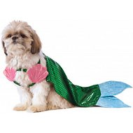 Rubie's Costume Company Mermaid Dog Costume, Small