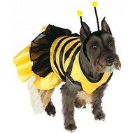 Rubie's Costume Company Bumble Bee Dress Dog Costume, Large