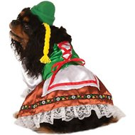 Rubie's Costume Company Oktoberfest Sweety Dog Costume, Small