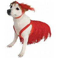 Rubie's Costume Company Flapper Dog Costume, Small
