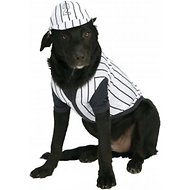 Rubie's Costume Company Baseball Player Dog Costume, Large