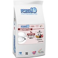 Forza10 Nutraceutic Sensitive Tear Stain Plus Grain-Free Dry Dog Food, 9-lb bag