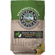Tuscan Natural Simply Pure Lamb Meal Limited Ingredient Dry Dog Food, 28.6-lb bag