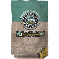 Tuscan Natural Simply Pure Ocean Extreme Grain Free Dry Dog Food, 4.4-lb bag
