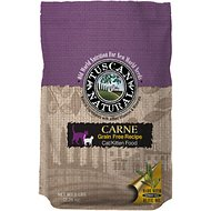 Tuscan Natural Carne Grain-Free Dry Cat Food, 5-lb bag