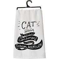 Primitives By Kathy Cat Hair Dish Towel
