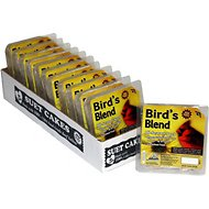 Heath Bird's Blend Select Suet Cake Bird Food, 11.25-oz, case of 12