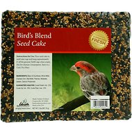 Heath Bird's Blend Seed Cake Bird Food, 2-lb, case of 10