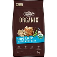 Castor & Pollux Organix Organic Healthy Weight Recipe Dry Dog Food, 4-lb bag