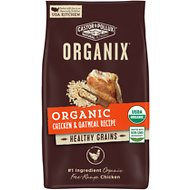 Castor & Pollux Organix Organic Chicken & Oatmeal Recipe Dry Dog Food, 4-lb bag