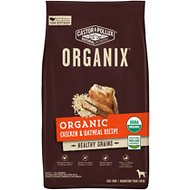 Castor & Pollux Organix Organic Chicken & Oatmeal Recipe Dry Dog Food, 18-lb bag