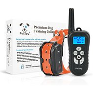 PetSpy M919 Premium Dog Training Collar, 1 dog