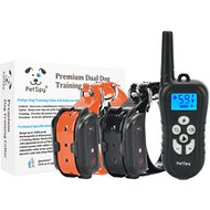 PetSpy M919 Premium Dog Training Collar, 2 dogs