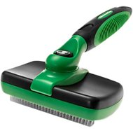 K9konnection Self Cleaning Slicker Dog & Cat Brush, Small