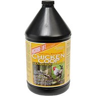 Microbe-Lift Natural Backyard Chicken Coop Cleaner & Deodorizer, 1-gal jug