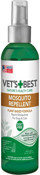 Best Natural Mosquito Repellent Spray