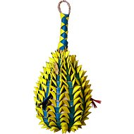 Planet Pleasures Pineapple Foraging Bird Toy, Color Varies