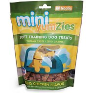 YumZies Mini Barbecue Chicken Flavor Grain-Free Dog Treats, 10-oz bag