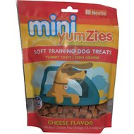 YumZies Mini Cheese Flavor Grain-Free Dog Treats, 5-oz bag