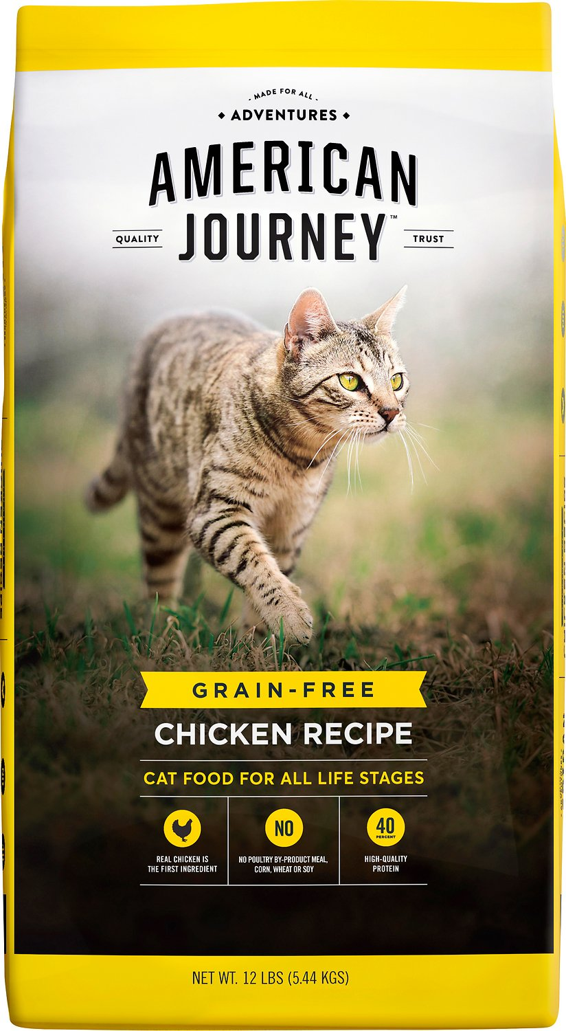 American journey chicken recipe grain free dry cat food 12 lb bag video forumfinder Images