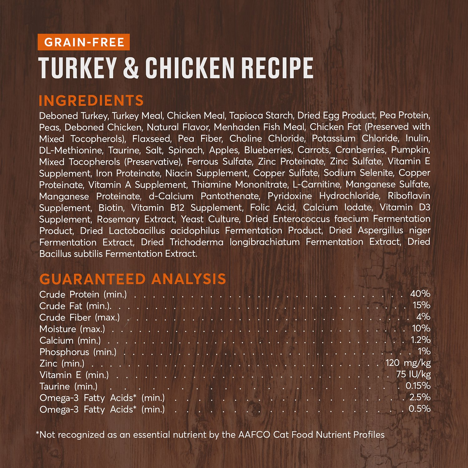 American journey turkey chicken recipe grain free dry cat food 12 video forumfinder Images