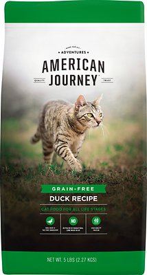 3. American Journey Duck Recipe Grain-Free Dry Food