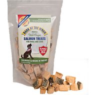 Bark at the Moon Premium Wild Caught Salmon Freeze-Dried Dog & Cat Treats, 5-oz bag