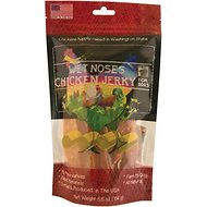 Wet Noses Chicken Jerky Dog Treats, 5.5-oz bag