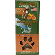 Wet Noses Beef & Butternut Squash Dehydrated Patties Dog Food, 12 count