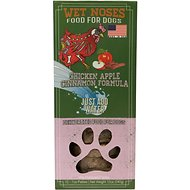 Wet Noses Chicken & Apple Cinnamon Dehydrated Patties Dog Food, 12 count