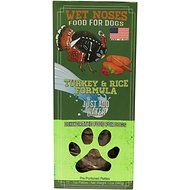 Wet Noses Turkey & Rice Dehydrated Patties Dog Food, 12 count