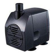 Jebao Mini Submersible 12W Fountain Pond Pump, 185 GPH