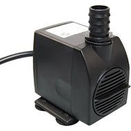 Jebao Mini Submersible 99W Fountain Pond Pump, 1320 GPH