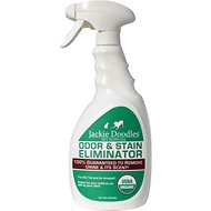 Jackie Doodles Organic Odor & Stain Eliminator, 24-oz spray bottle