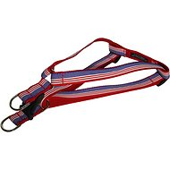 Sassy Dog Wear American Flag Dog Harness, Large