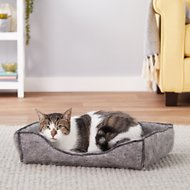 K&H Pet Products Amazin' Kitty Lounge Sleeper Cat Bed, Gray