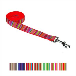 Sassy Dog Wear Multi Stripe Dog Leash